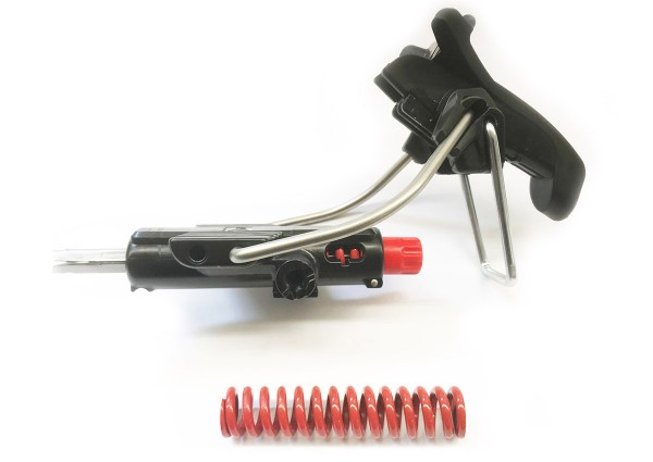 7tm Step-In upgrade kit with XR heel spring box